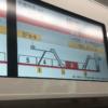 御堂筋線LCD梅田