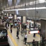 御堂筋線本町駅