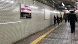 野田阪神E乗降口