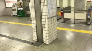野田阪神北改札口